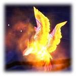 Tiny Phoenix Hatchling