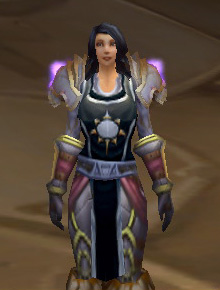 Tabard of the Argent Dawn