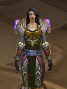 Cenarion Expedition Tabard