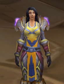 Honor Hold Tabard