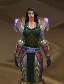 Lower City Tabard