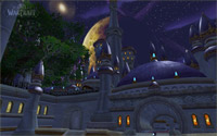Dalaran By Night